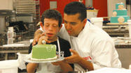 "LANCASTER — A local teen suffering from a rare disorder had his wish to bake a cake with ""Cake Boss"" star Buddy Valastro granted by international children's charity Kids Wish Network, Valastro, Carlo's Bakery and other generous sponsors."