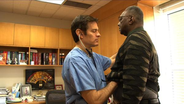 Another side of Dr. Mehmet Oz - as a world-class heart surgeon - is shown in the 'NY Med' documentary series on ABC.