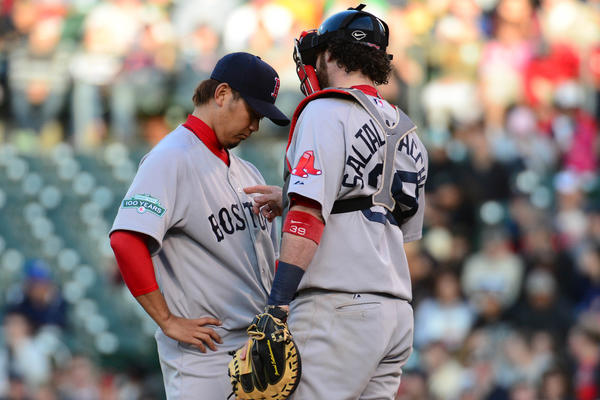 The best pitcher on the planet? Hardly. The once-promising rich man took his 0-3 record and 6.65 ERA to the disabled list earlier this week, and Red Sox fans aren't clamoring for him to return. Dice-K gave up five earned runs in one inning in his last outing. No Red Sox starter has an ERA under 4, but Dice-K is in a league of his own. Hiroki Kuroda (8 wins) and CC Sabathia (9) both have ERA's under 4.00 and Phil Hughes and Ivan Nova have each won 9. Clay Buchholz leads the Red Sox with 8 wins, but Felix Doubrant (also 8 wins) and Franklin Morales (more than 9 K's an inning) have been the nicest surprises.
