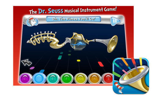 Your kids can compose their own tunes, play along to songs and even create their own instruments!