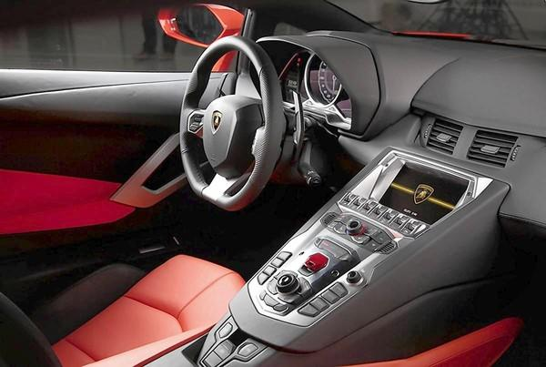 The seven-speed transmission is a single-clutch, automated manual unit with paddle shifters. At nearly $375,000, the two-seat Aventador has few competitors: The Ferrari 599 GTB Fiorano and Lexus LFA are two, at least in terms of price.
