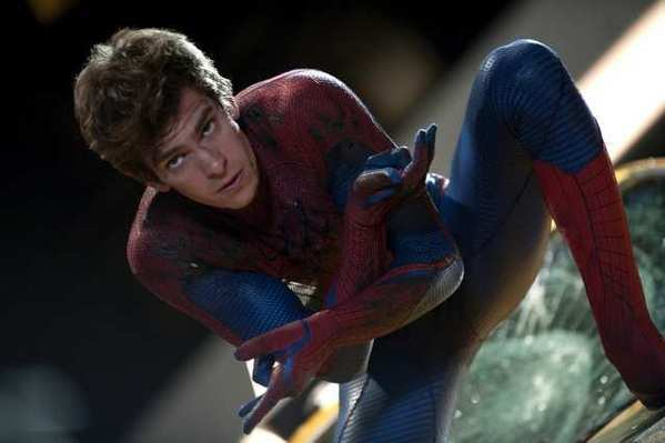 "Andrew Garfield, ""The Amazing Spider-Man"""