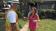 Jack and Betty Scrivener of Stoneleigh lost power last August thanks to Hurricane Irene. They lost it again when storms pummeled the region June 30 — and after one very long, very hot week, the elderly couple still hadn't gotten it back. They don't know if they can take another extended outage.