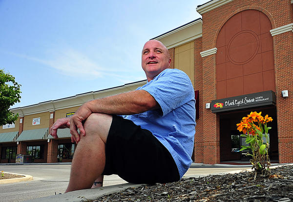 John Walla opened second of his Black-Eyed Susan restaurants in North Pointe shopping center.