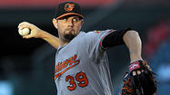 Jason Hammel capped his remarkable first-half -- one in which he emerged from nowhere to become the Orioles' most dependable starter and nearly make the American League All-Star team -- with his ninth quality start in 17 starts this season against the Los Angeles Angels on Saturday night.
