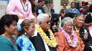 OCEANSIDE, Calif. - Hundreds turned out for the final day of the Samoan Cultural Festival in Oceanside where the city paid tribute to their home town hero, Junior Seau.