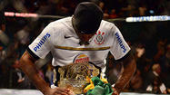In the main event at UFC 148, middleweight champion Anderson Silva (32-4, 15-0 UFC) once again solidified himself in history as one of the best pound-for-pound fighters ever. Silva scored an impressive technical knockout over Chael Sonnen (28-11-1, 7-4 UFC) at 1:55 of the second round at the MGM Grand Garden Arena in Las Vegas, Nevada.