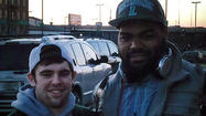 Ravens tackle Michael Oher takes big brother job seriously