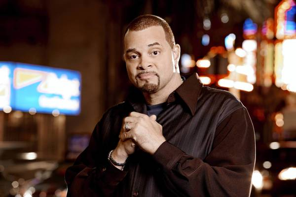 Sinbad performs his comedy show July 13 at the Fox Theater at Foxwoods.