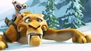 """Ice Age: Continental Drift""is melting the hearts of foreign moviegoers, because the animated film has already grossed $198 million overseas."