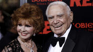 Ernest and Tova Borgnine