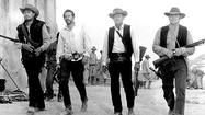 "Ernest Borgnine in ""The Wild Bunch"""