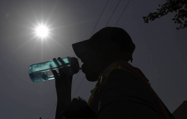 The Cook County medical examiner's office Sunday determined eight more people died of heat-related causes after the heat wave that ended Saturday.