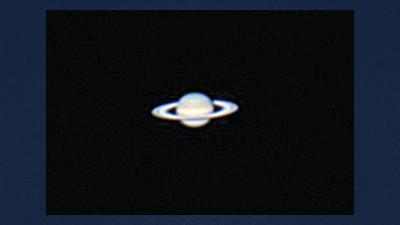 CAC member Steve Luzader captured this image of Saturn in June from Frostburg, Md.