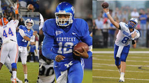 UK Football: Former QB Bonner evaluates contenders for starting quarterback job