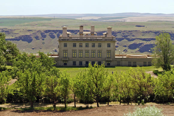 Maryhill Museum of Art in Goldendale, Washington