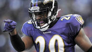 Ravens' Ed Reed: 'Tell the bosses I'm comfortable!'
