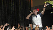 Donnie Wahlberg at Mohegan Sun
