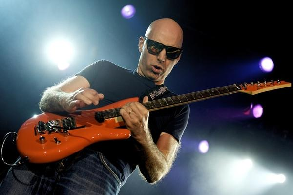 Guitarist Joe Satriani is 55. (1956)