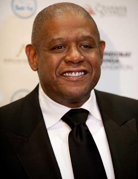 "Super-busy ""Ghost Dog"" actor Forest Whitaker turns 50 today."