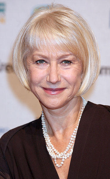 She's an Emmy Award winner, an Academy Award winner, a Golden Globe winner and she's a Dame.  Happy Birthday Helen Mirren.  The British actress turns 65 today.
