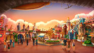 Adventure World theme park set to break ground in Poland