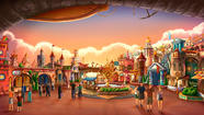 The $800-million Adventure World Warsaw theme park set to break ground July 21 will feature lands dedicated to mythical creatures, ancient legends, fantasy worlds and Polish history.