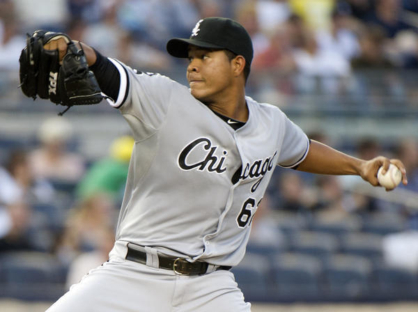 Jose Quintana has been a revelation, helping to stabilize a starting rotation in flux. With injuries and some of his teammates struggling (cough, Gavin Floyd, cough), he could be key to the Sox making the playoffs.