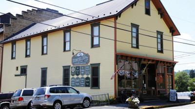 Rockwood Mill Shoppes & Opera House