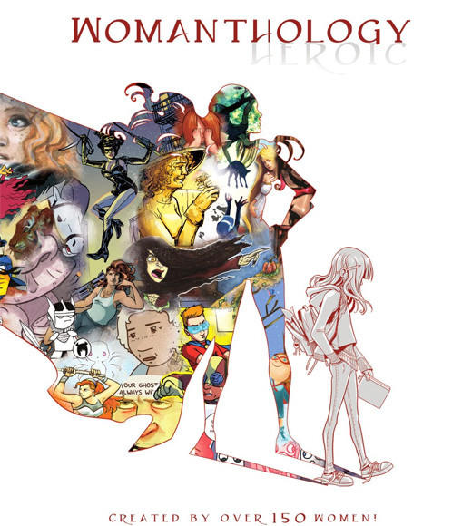 The Girls' Guide to Comic-Con 2012: An all-female graphic novel anthology sounds too good to be true -- even more so when you learn that it evolved from a simple Twitter conversation. Over 170 creators contributed to the book, which has now evolved into an ongoing series. (July 12 at 4 p.m., Room 25ABC)