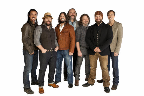 Zac Brown Band is set to play Virginia Beach in October.