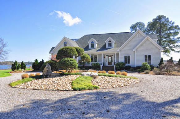 This house at 224 Kings Grant Drive, Yorktown, is on the market for $2,200,000.