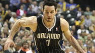 After clearing one level of uncertainty about his future, Orlando Magic shooting guardJ.J. Redick now faces another level of uncertainty.