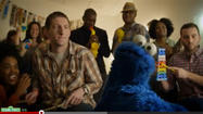 Sesame Street suggests you 'Share It Maybe'