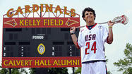 Calvert Hall's Stephen Kelly growing as player with U.S. under-19 team