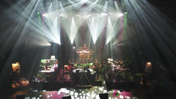 Since forming in Atlanta, GA in 1998, instrumental electronic rock band STS9 has experienced a meteoric rise to the forefront of the electronic-rock music scene. Recently ranked #25 among Pollstar's list of top-grossing touring acts for Summer 2010, STS9 averaged more than 4,200 tickets sold per city on a 25 city tour. STS9 performs on <b> Saturday, July 21 </b>.