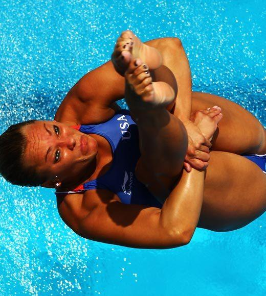 2012 Summer Olympics hotties: Kelci Bryant, diving