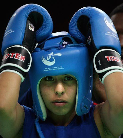 2012 Summer Olympics hotties: Marlen Esparza, boxing