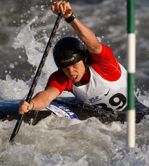 2012 Summer Olympics hotties: Casey Eichfeld, canoe/kayak