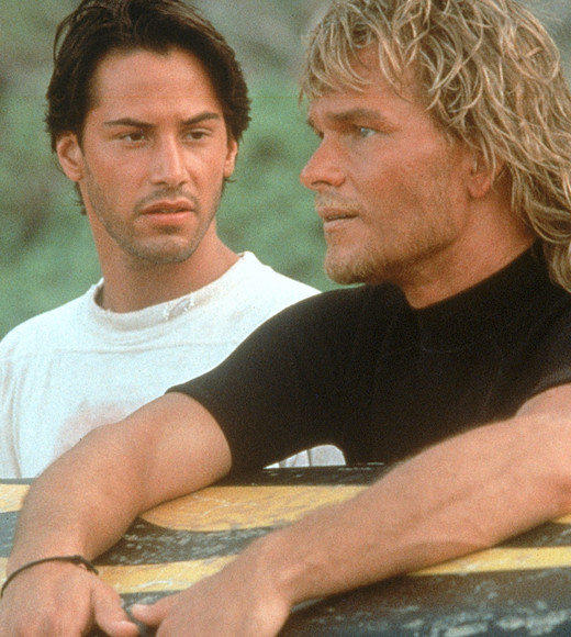 'Point Break's' Greatest Quotes: If you want the ultimate, you gotta be willing to pay the ultimate price. Its not tragic if to die doing what you love. -- Bodhi (Patrick Swayze)
