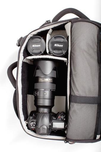 Kiboko 22L+ camera and laptop backback