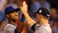 Starlin Castro and Craig Kimbrel