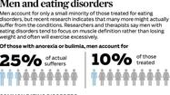 Statistics and facts about men with eating disorders