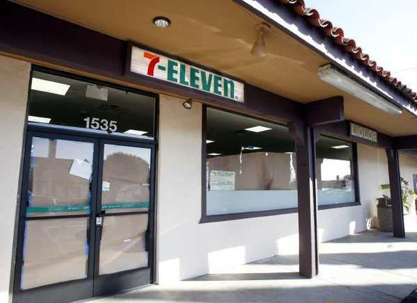 A 7-Eleven store in La Canada Flintridge on 1535 Foothill Blvd. Another store is opening July 11 on 1001 Foothill Blvd.