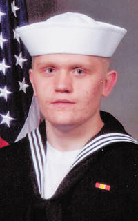 Navy Fireman Samuel T. Socks