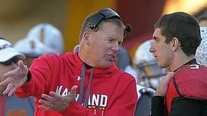 Terps thoughts: Edsall, O'Brien and that new-age FieldTurf