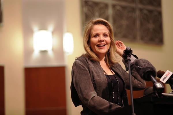 Soprano Renee Fleming, Lyric Opera's creative consultant.