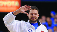 He's got a long list of celebrities again participating, but Jacob Tamme knows why the third annual Swings For Soldiers Classic on Monday in Lexington again looks like it is going to be a successful fundraiser for Homes for Our Troops.