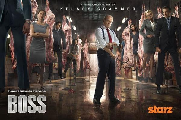 "Season 2 of ""Boss"" begins Aug. 17 on Starz."
