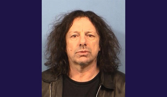 John Hammond, 55. DuPage County Sheriff's photo